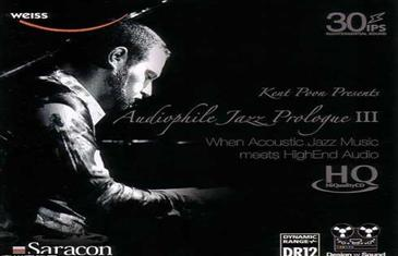 《Audiophile Jazz PrologueIII》